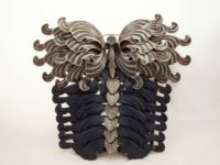 Butterfly Breastplate
